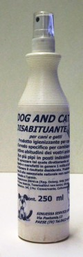 Disabituante: Dog and Cat