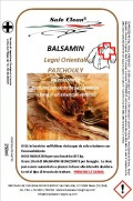 Balsamin Patchouly legni orientali Safe Clean